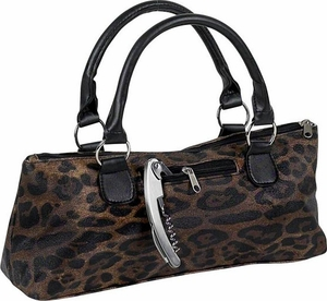 Primeware Cougar Wine Clutch - Click to enlarge