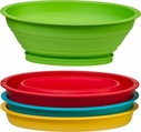 Progressive Mini Collapsible Colander- Assorted Colors