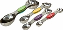 Progressive Snap Fit Stainless Steel Measuring Spoons