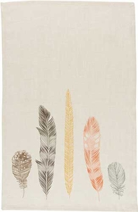 Quill Linen Towel - Click to enlarge