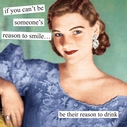 Anne Taintor Reason to Drink Paper Beverage Napkins