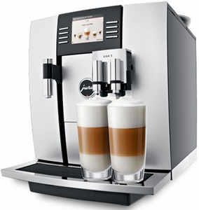Refurbished Jura Giga 5 Automatic Coffee Center - Click to enlarge