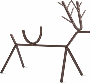 Reindeer Wine Bottle Holder - Click to enlarge