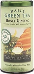 Republic of Tea Honey Ginseng Green Tea