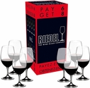 "Riedel ""Pay 6 Get 8"" Ouverture Magnum Wine Glasses"