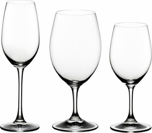 "Riedel ""Pay 9 Get 12"" Ouverture Wine Glasses - Click to enlarge"