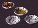 Rosanna Set of 4 Olive Oil Dipping Dishes