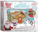 Santa Claus Gingerbread Workshop