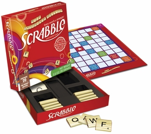 Scrabble Chocolate Game Box - Click to enlarge