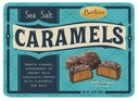 Sea Salt Caramels Tin 14 oz.