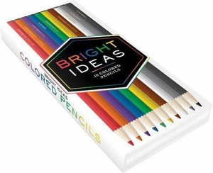 Set of 10 Bright Ideas Colored Pencils - Click to enlarge