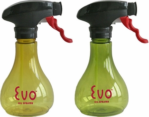 Set of 2 8oz Evo Oil Sprayers - Click to enlarge