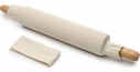 Set of 2 Cotton Rolling Pin Covers
