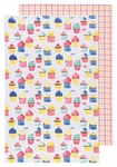 Set of 2 Cupcakes Towels