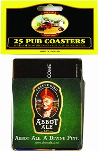 Set of 25 Pub Coasters - Click to enlarge
