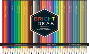 Set of 36 Bright Ideas Deluxe Colored Pencils - Click to enlarge