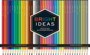 Set of 36 Bright Ideas Deluxe Colored Pencils