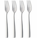 Set of 4 Bistro Dinner Forks