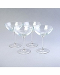 Set of 4 Cachet Coupe Glasses 8 oz