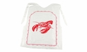 Set of 4 Disposable Lobster Bibs