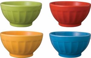Set of 4 Ice Cream Bowls - Click to enlarge