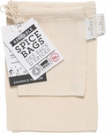 Set of 4 Spice Bags