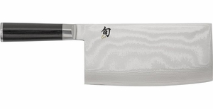 """Shun Classic 7.75"""" Chinese Cleaver - Click to enlarge"""