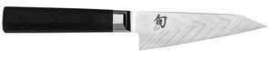 "Shun Dual Core 4.5"" Honesuki Knife - Click to enlarge"