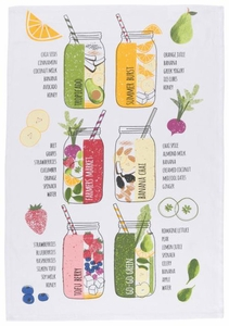 Smoothie Bar Towel - Click to enlarge
