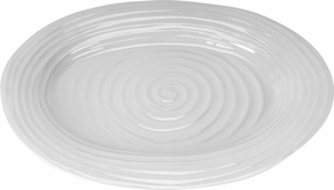 """Sophie Conran for Portmeirion 13"""" x 17"""" Oval Platter - Click to enlarge"""