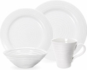 Sophie Conran for Portmeirion 4 Piece White Placesetting Set
