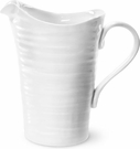 Sophie Conran for Portmeirion White 1.5 Pint Pitcher
