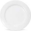 "Sophie Conran for Portmeirion: White 8"" Salad Plate"