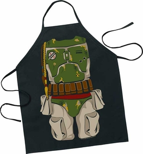 Star Wars Boba Fett Apron - Click to enlarge