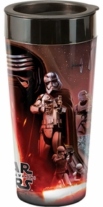 Star Wars The Force Awakens Plastic Mug - Click to enlarge