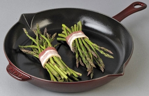 "Staub 12"" Frying Pan Grenadine - Click to enlarge"
