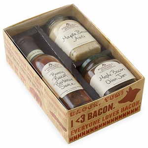 Stonewall Kitchen Bacon Gift Set   Click To Enlarge