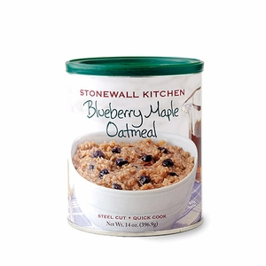 Stonewall Kitchen Blueberry Maple Oatmeal - Click to enlarge