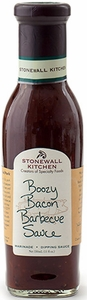 Stonewall Kitchen Boozy Bacon BBQ Sauce - Click to enlarge