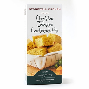Stonewall Kitchen Cheddar Jalepeno Corn Bread - Click to enlarge