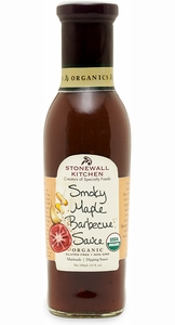 Stonewall Kitchen Organic Smokey Maple BBQ Sauce - Click to enlarge