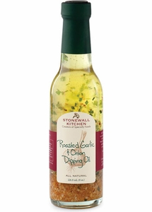 Stonewall Kitchen Roasted Garlic & Onion Dipping Oil - Click to enlarge