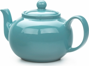 Stoneware Teapot - Click to enlarge
