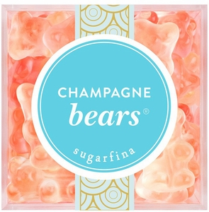 Sugarfina Champagne Gummy Bears - Click to enlarge