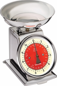 Taylor Retro Style Kitchen Scale - Click to enlarge