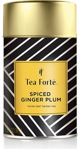 Tea Forté Spiced Ginger Plum Loose Tea Canister - Click to enlarge