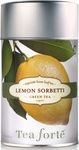 Tea Forte Lemon Sorbetti Loose Tea Canister