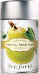 Tea Forte White Ginger Pear Loose Tea Canister