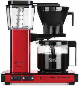 Technivorm Moccamaster Glass Carafe Coffee Maker KBG 741 AO - Click to enlarge