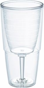 Tervis Clear 16 oz Goblet - Click to enlarge